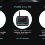 Cinelex Project Spectre