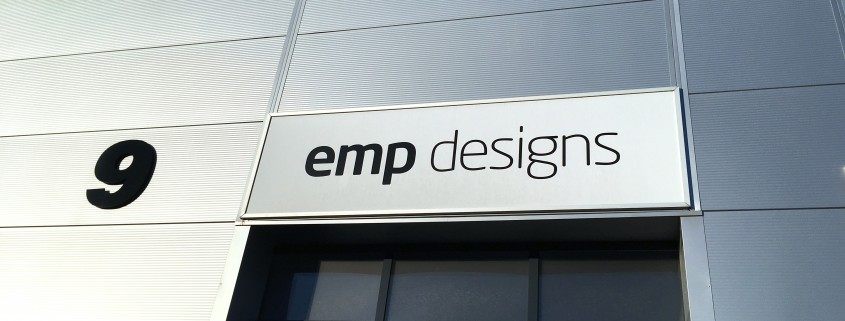 EMP Designs, Farnborough