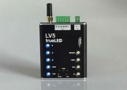 LV5 handheld LED controller