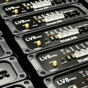 LV8 Pro - 8 channel radio embedded LED controller