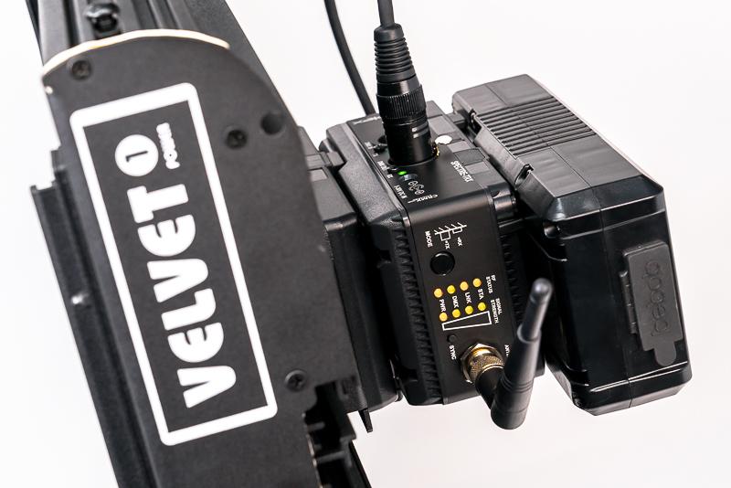 Cinelex Spectre TRX - Universal Wireless DMX Lighting Control
